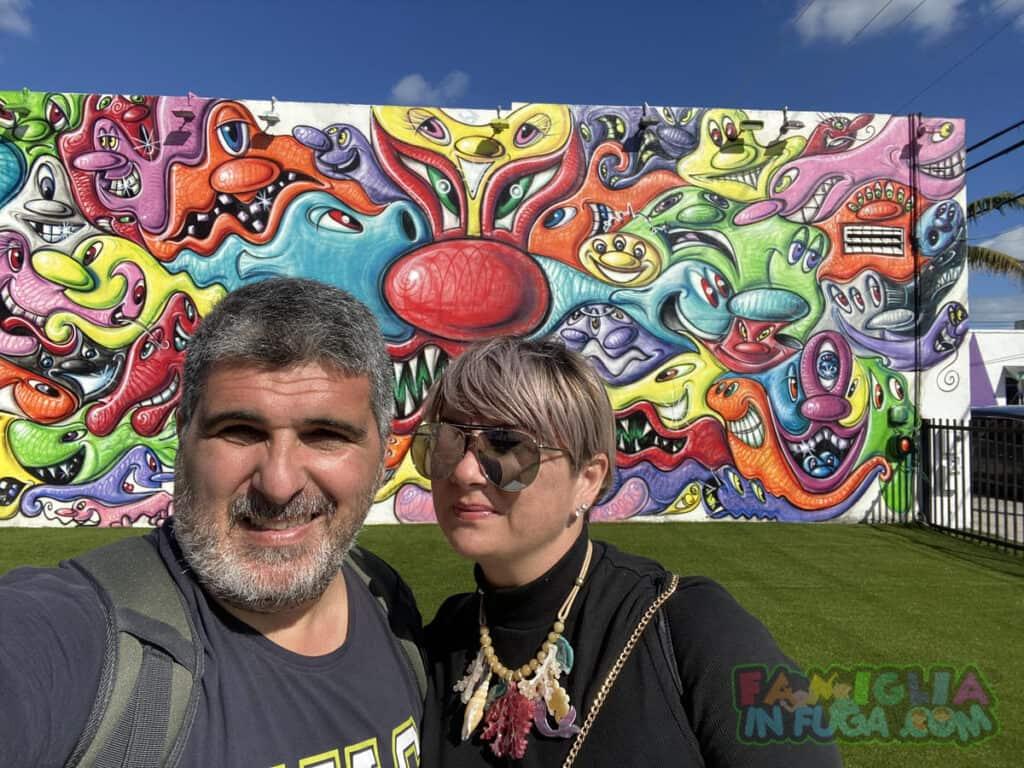 Wynwood il quartiere degli artisti a Miami
