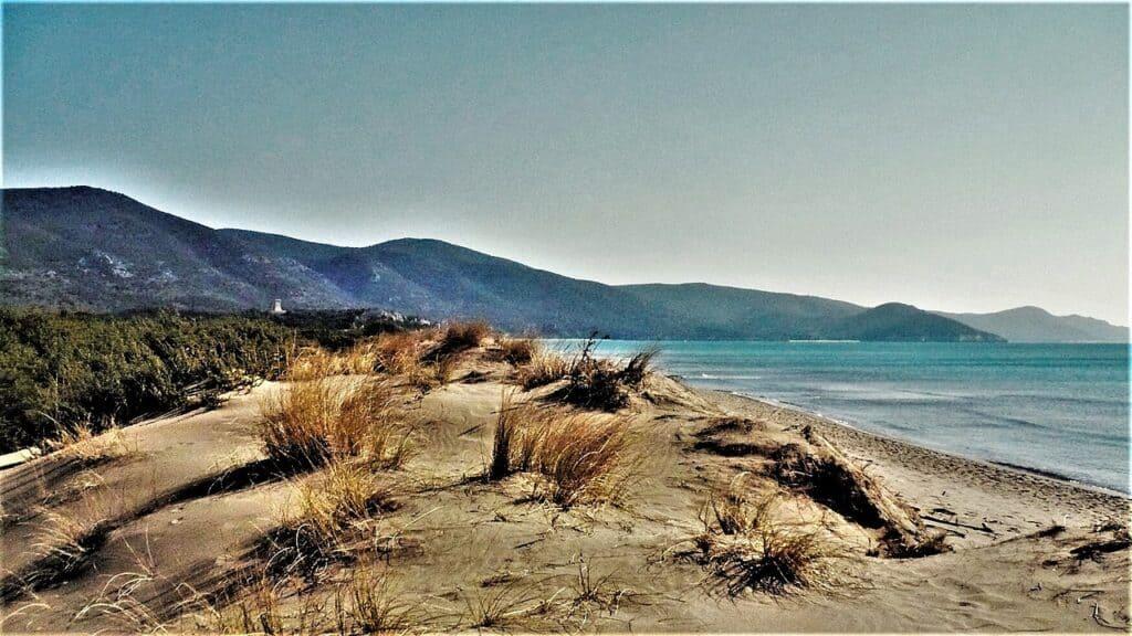 Lu dune di collelungo in Maremma