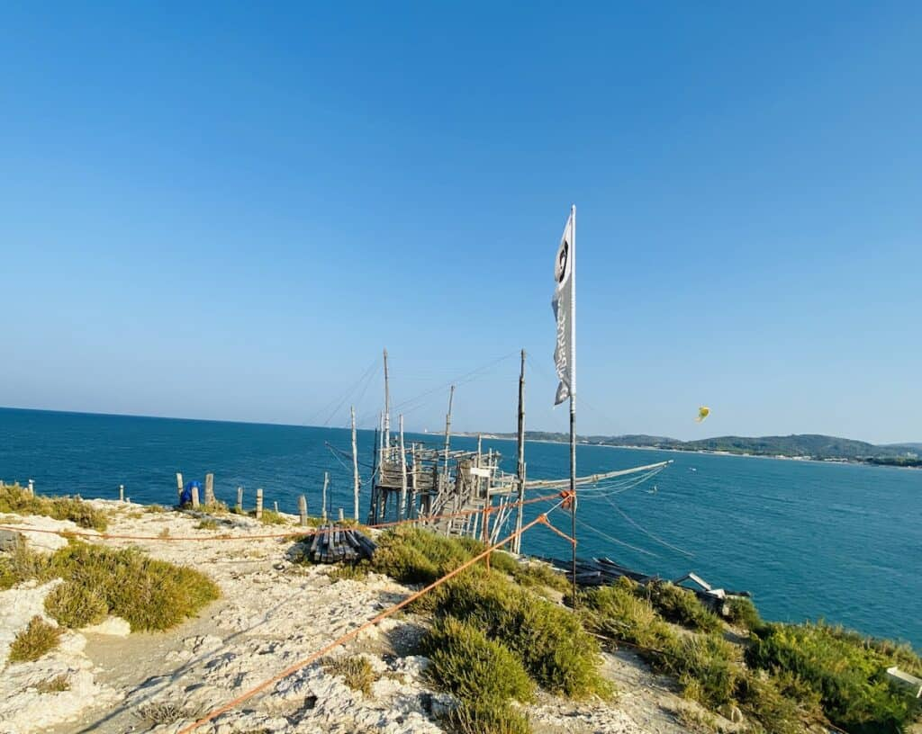 Vacanze in Puglia. a settembre Vieste